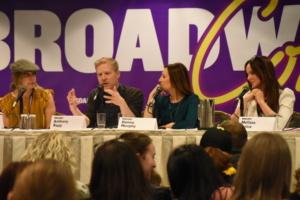 Ilana Levine, Anthony Rapp, Donna Murphy, Melissa Errico