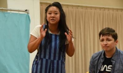 Stephanie Hsu, Will Roland