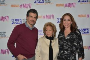 Joey Sorge, Elisa Loti Stein, Andrea Burns