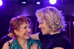 Donna McKechnie, Robin Hurber