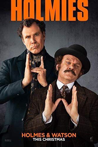 Sherlock Christmas Special 2019 Holmes and Watson: A Look at the Comedic Adaptions of Sherlock