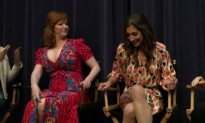 Christina Hendricks, Alysia Reiner