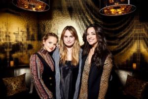 Stephanie Styles, Kathryn Gallagher, Ana Villafane