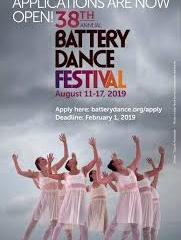 Battery Dance Festival
