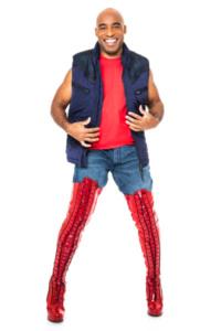 Tiki Barber, Kinky Boots
