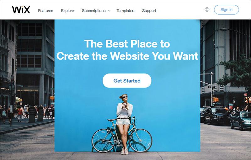 top 10 website builders - 3