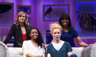 Carla Duren, Lindsay Nicole Chambers, Megan Sikora and Sharon Catherine Brown