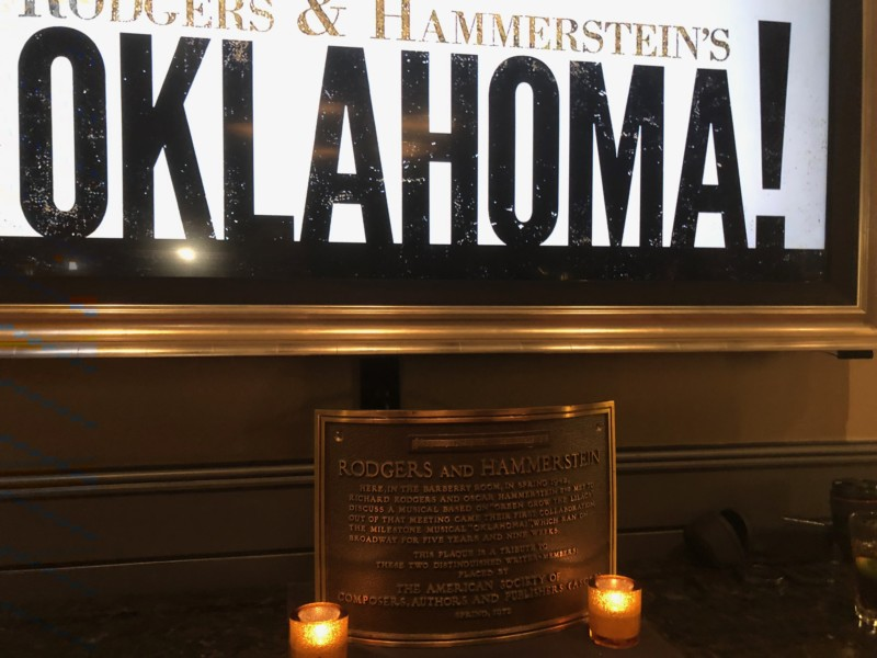 Meet the Cast of  Rodgers and Hammerstein's Oklahoma!: Part 1 The Love Triangle – Times Square Chronicles