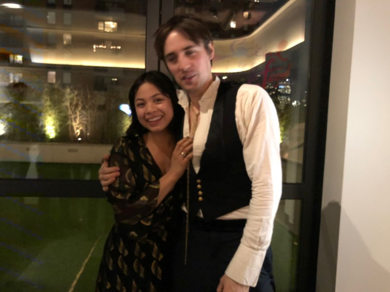 Reeve and Zane Carney Musical Nirvana – Times Square Chronicles