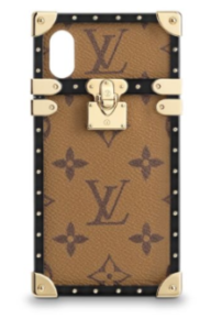 Louis Vuitton Eye Trunk Case