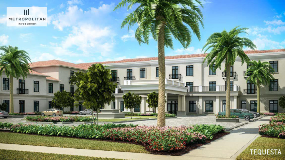 Metropolitan Investment's Tequesta Senior Housing: a fresh and unique approach to investing in real estate – Times Square Chronicles