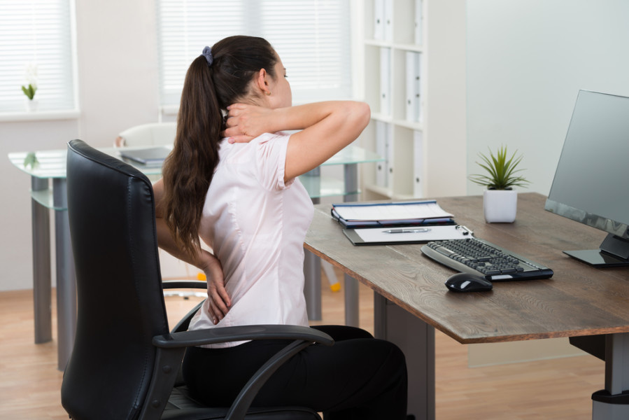 Good posture means training your body to stand, walk, sit as well as lie in such a position in which the least strain is placed on supporting muscles and ligaments during movement or weight-bearing activities. Nowadays, most of the people get back as well as neck pain at some point in their lives. This pain […]