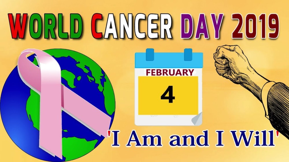 Image result for Images for World Cancer Day 4th February 2019