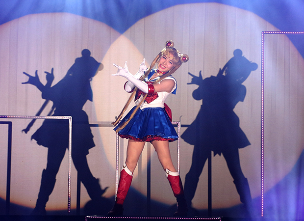 """Pretty Guardian Sailor Moon"" The Super Live Pleases it's Audience – Times Square Chronicles"