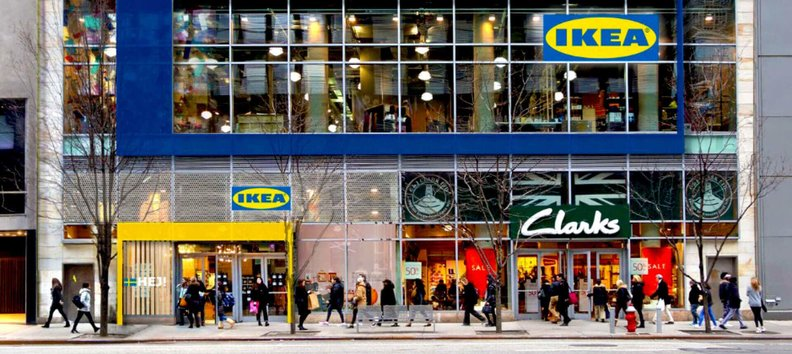 No More Schlepping To Brooklyn Ikea