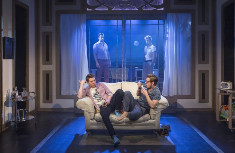 Barry Harman and Composer Keith Herrmann's Romance Romance Is Wooing London – Times Square Chronicles