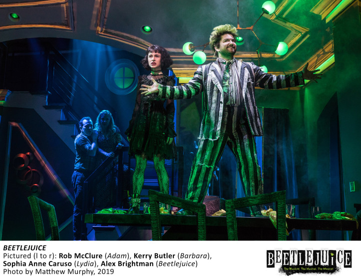 October is All Things  Beetlejuice – Times Square Chronicles