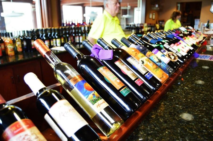 Touring New York City Best Wine Tasting Bars - Times ...