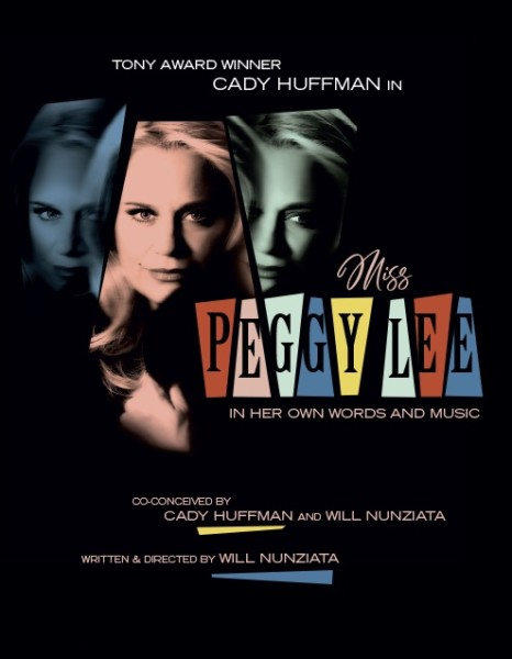 Cady Huffman is Peggy Lee – Times Square Chronicles