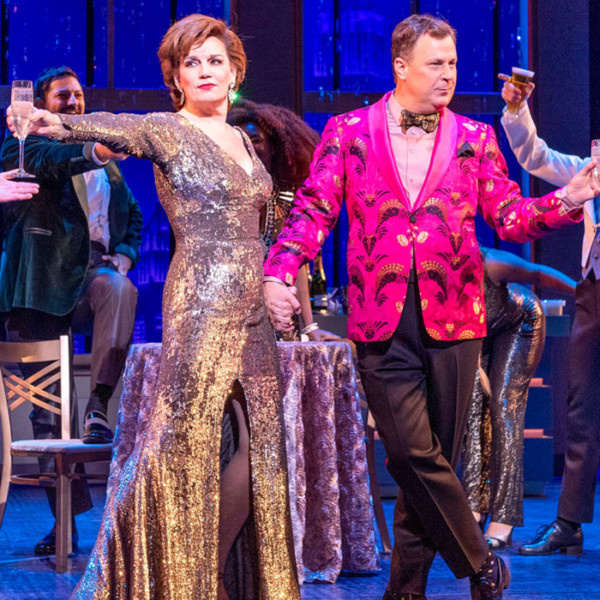 The Prom Upsets And Wins The Drama Desk