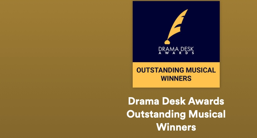The Drama Desk Awards has Released a Spotify Playlist of Outstanding Musicals Since 1975 – Times Square Chronicles