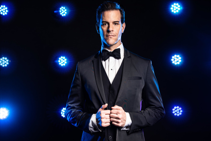 Phantom of the Opera Vet Jeremy Stolle Does Benefit For Broadway Hearts – Times Square Chronicles