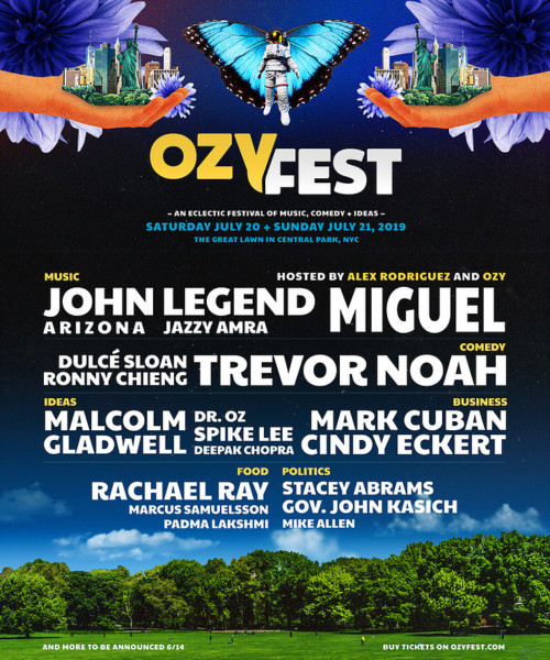 Ozy Fest Will Heat Up NYC This Weekend 1