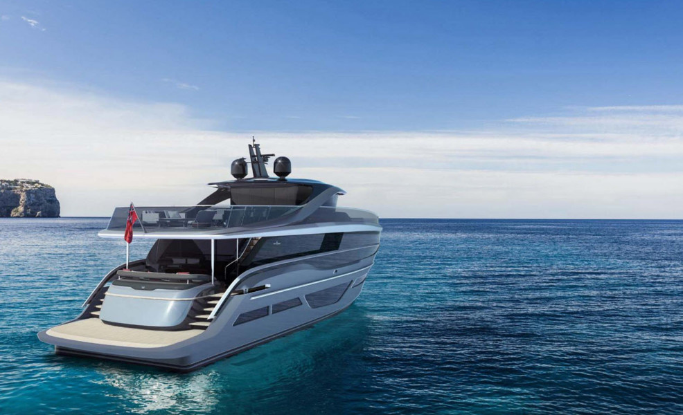 Three Of Princess Yachts Newest Most Innovative Models Times
