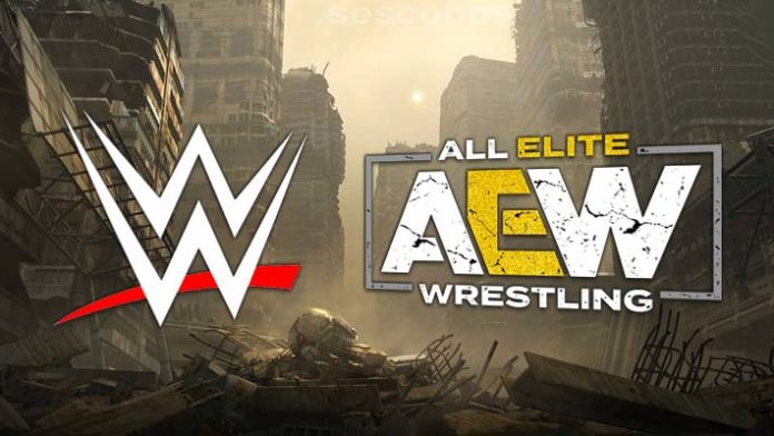 Is AEW the biggest battle for WWE? – Times Square Chronicles