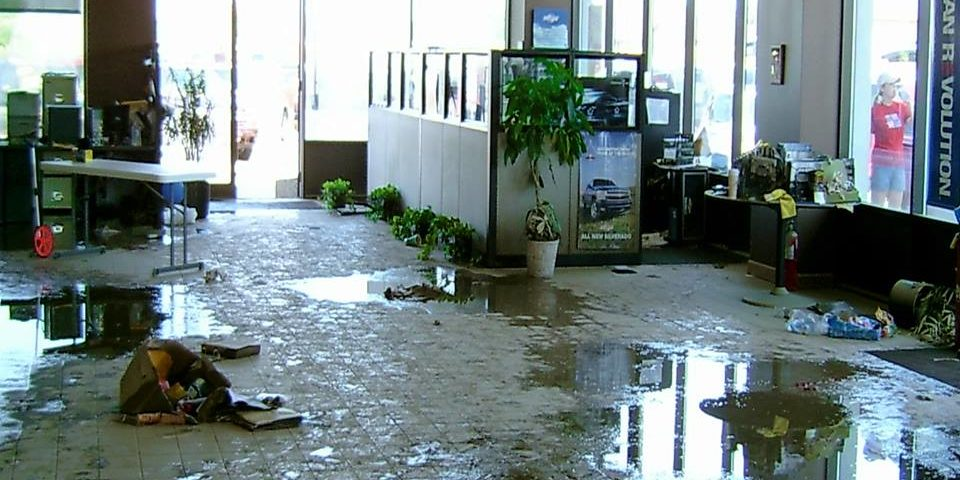 Image result for water damage restoration