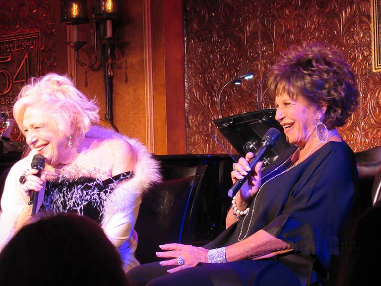 Lainie Kazan Brings Her Life To Feinstein's/54 Below - Times Square Chronicles