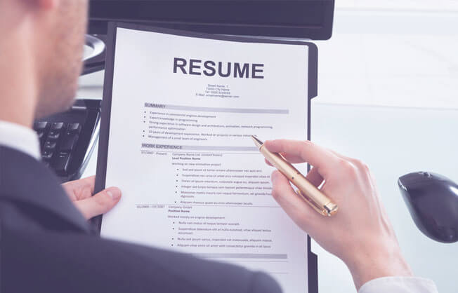 Get Your New Resume From A Professional Resume Writing Service