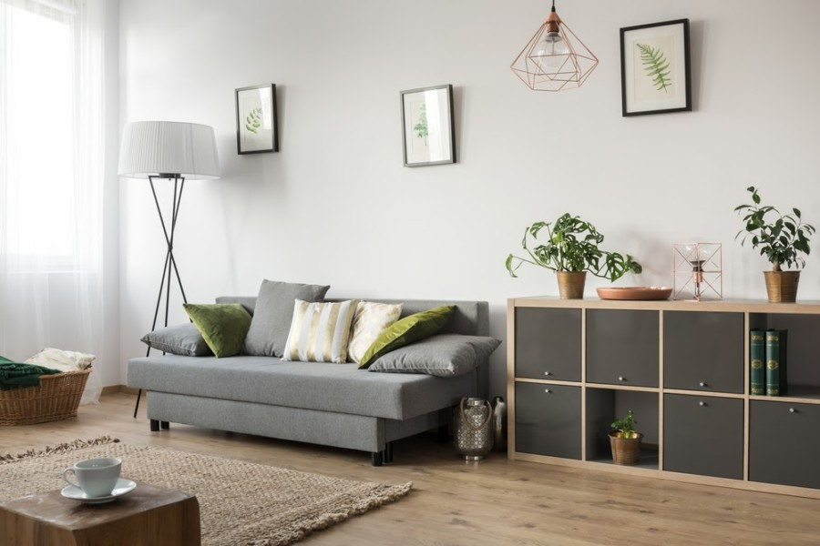 The Decor Downsize - How to Create a More Comfortable ...