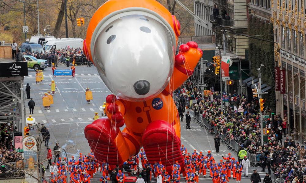 macy's parade 2020 - photo #36
