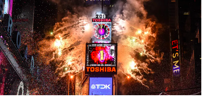 New Year's Eve Times Square to Ring in 2021 with Legends Jennifer Lopez, Cyndi Lauper, Gloria ...