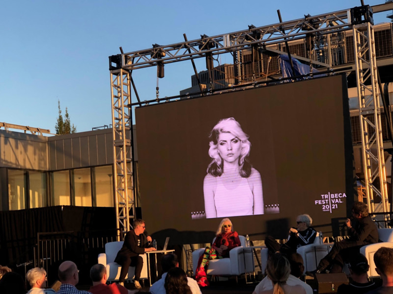 'Blondie' Brings Rapture to Tribeca Festival – Times Square Chronicles