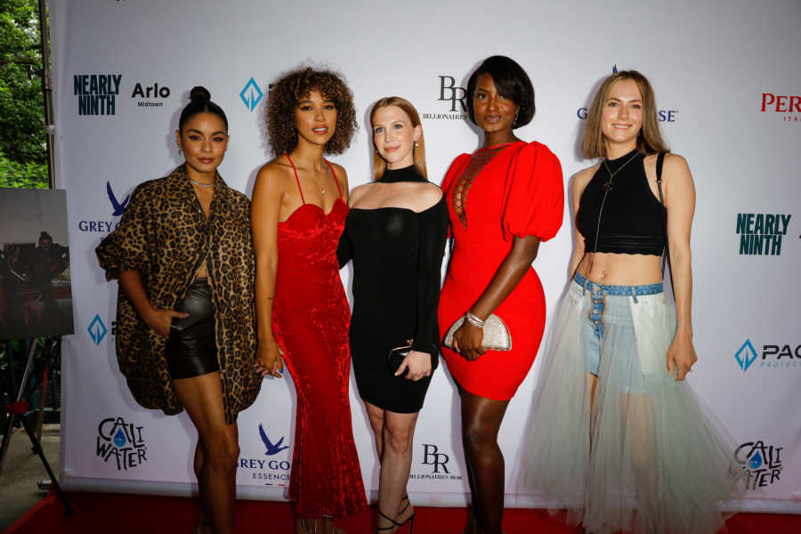 On the Scene at Tribeca Festival – Times Square Chronicles